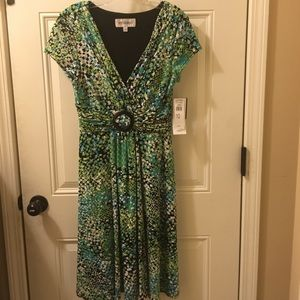 Sz 10 in Studio New with tags dress gorgeous